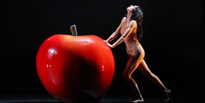 La tentation d'Eve vue par Marie-Claude Pietragalla