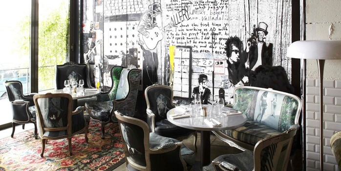 Le Renoma Cafe Gallery, un restaurant d&rsquo;art et d&rsquo;artistes branchs