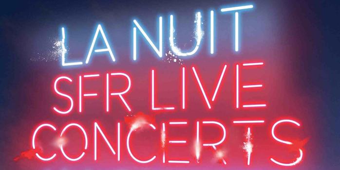 Nuit Electro SFR 2011 au Grand Palais