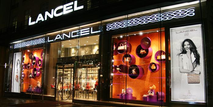Lancel, Champs-Elysées