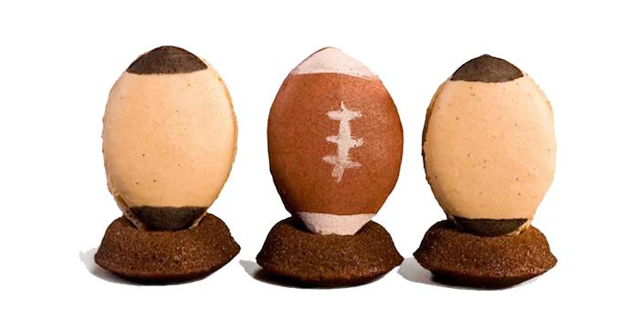 Les macarons Coupe du Monde de Rugby