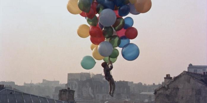 Chanter, rêver, rire, passer, être seul, être libre