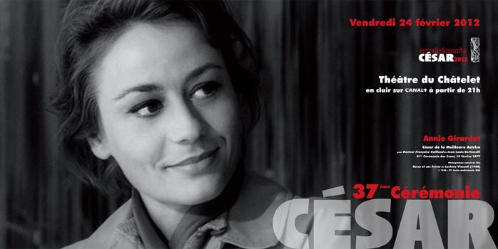 César 2012, les nommés sont…