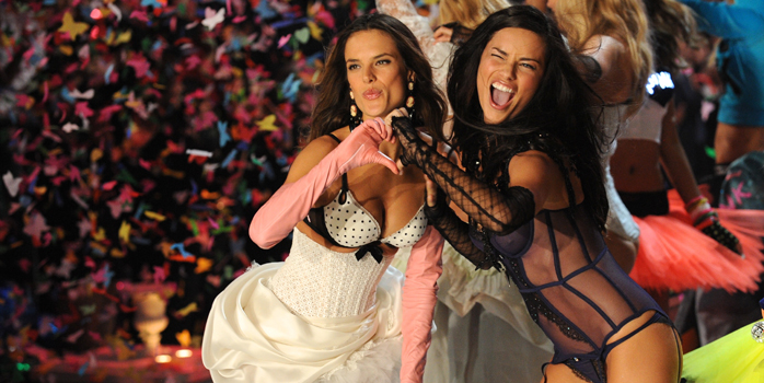 Le Victoria's secret fashion show 2011, c'est chaud !