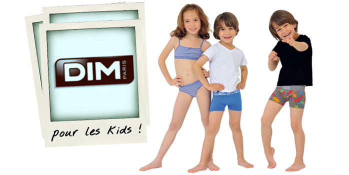 DIM enfants, c&rsquo;est cadeau !