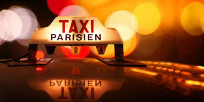 Commander un taxi avec l'application Taxiloc