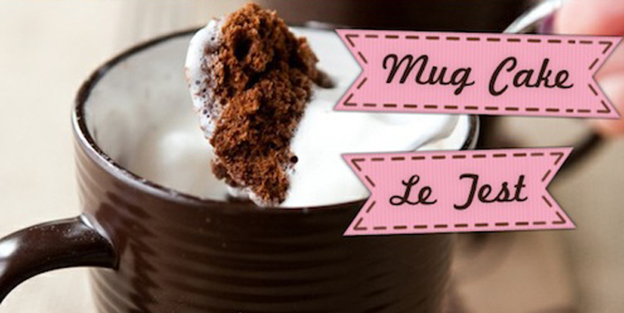 On a testé le Mug Cake