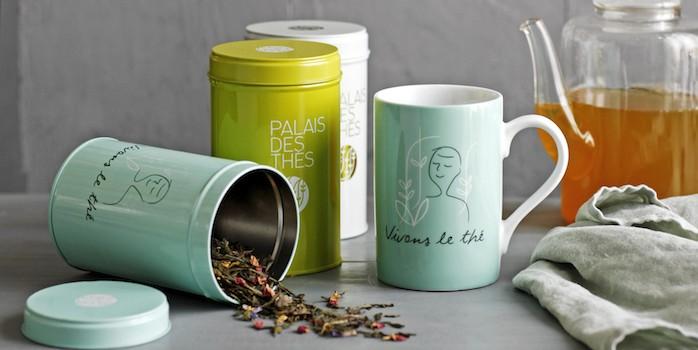 Vive le thé du Palais des thés
