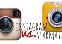Instagram vs Starmatic