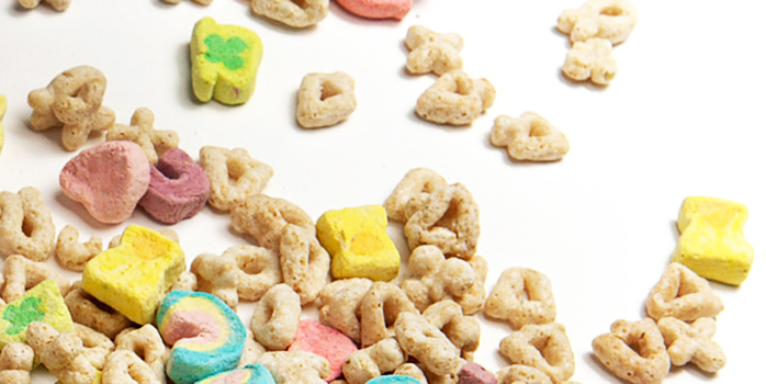 Lucky Charms, revenez !