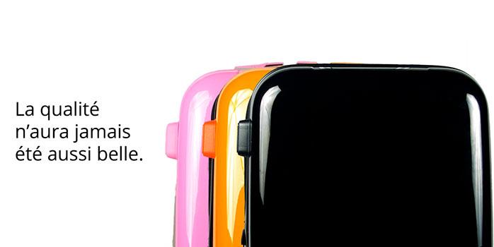 Calibag, la valise 100% personnalisable