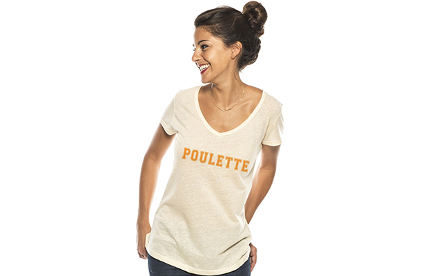 tshirt-poulette-french-disorder
