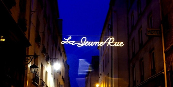 La Jeune Rue