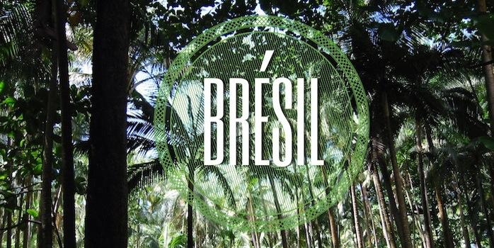 100% Brésil