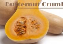 Butternut Crumble
