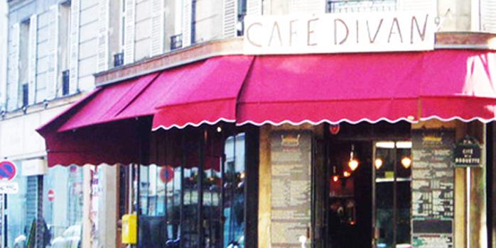 Le Café Divan