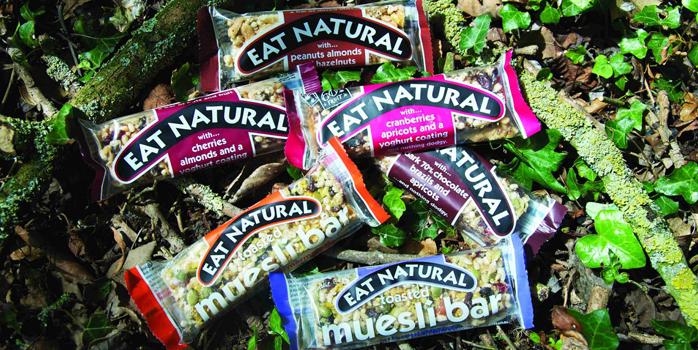 Les Eat Natural débarquent en France !