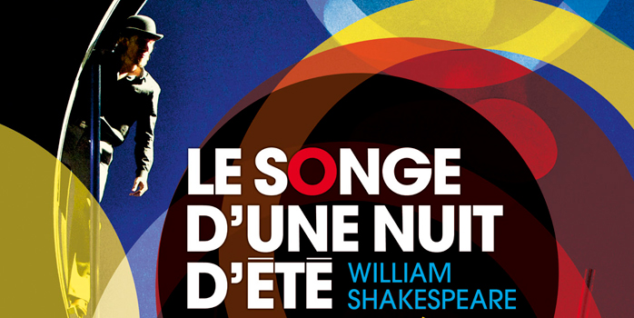 Le Songe d'une nuit d'été. Shakespeare.