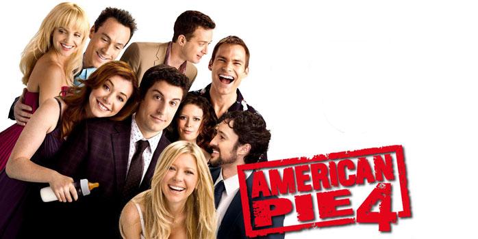 American Pie 4 : ils sont de retour !