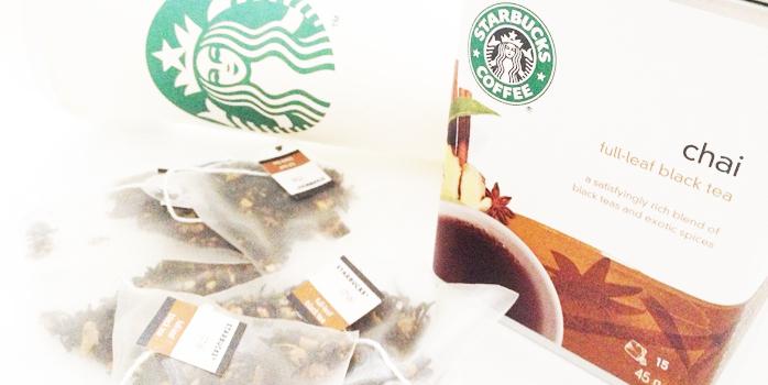 Chaï Tea Latte by Starbucks