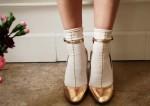 les chaussettes à la fête-top