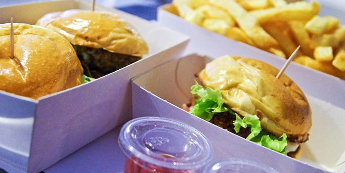 B&M comme Burger Maison