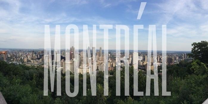 Montréal City Guide