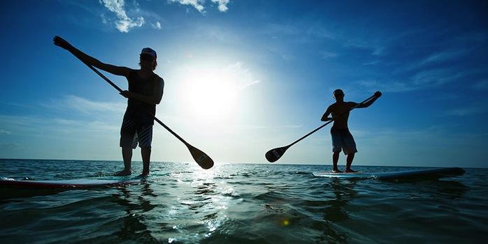 On a testé le paddle